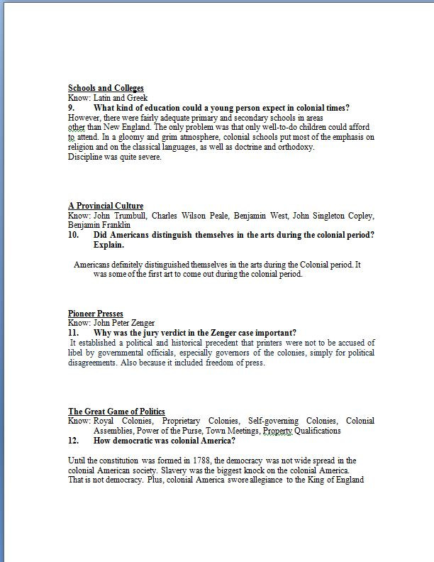 apush study guide I ap history disciplinary practices and reasoning skills 8 ii  n syllabus  development guide — includes the guidelines reviewers use to evaluate syllabi.